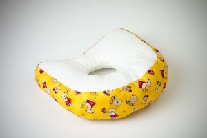 Child Cluster Filled Pillow