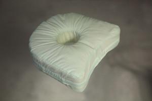 Hospital Foam Filled Pillow Ear Pilllow