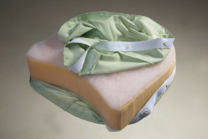 Hospital Foam Filled Pillow
